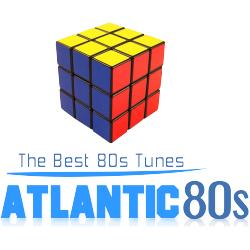 Atlantic 80s Logo